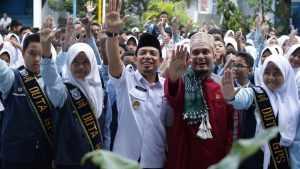 Program Gps Wawali Saksikan Siswa Kota Bengkulu Bantu Teman Satu Sekolah Berita Terbit
